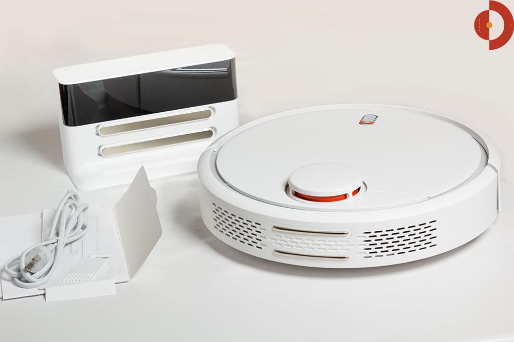 Xiaomi Mi Robot Vacuum (erstmals erschienen 2016) – RN