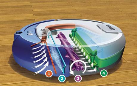 irobot scooba 385 rn. Black Bedroom Furniture Sets. Home Design Ideas